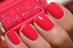 Spaz & Squee: Essie Mod Squad and Watermelon