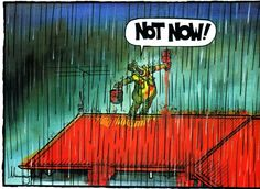 Footrot Flats, Comic Books Art, Book Art, Penal Colony, New Zealand Houses, Kiwiana, A Moment In Time, Mamma Mia, Hilarious