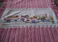 schemi maglia per copertine (Foto) | Tempo Libero