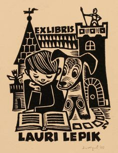 ex libris | bookplates lauri lepik                                                                                                                                                      More