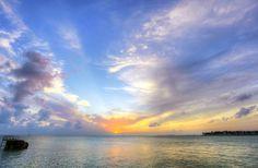 Key West Sunset via @earthxplorer
