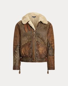 Mens Winter Sweaters, Casual Outfits, Men Casual, Bomber Coat, Sleeves, Clothes, Ralph Lauren, Leather Jackets, Awesome