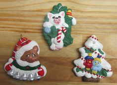 More ornaments I painted over the years. Plaster Molds, Banks, Ceramics, Christmas Ornaments, Holiday Decor, Painting, Home Decor, Xmas Ornaments, Homemade Home Decor