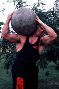 Jouko Ahola  World's Strongest Man, 1997