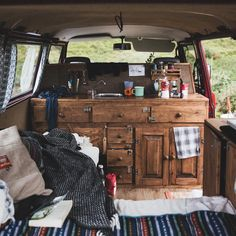 The campervan will be called a Dormobiles in the uk as well. A campervan is a particular type of camping car. The campervan will be referred to as a motor caravan in the uk. So, purchasing a campervan is going… Continue Reading → Auto Camping, Camping Diy, Van Camping, Truck Camping, Kombi Motorhome, Suv Camper, Camper Life, Travel Camper, T3 Vw