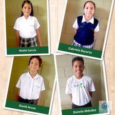 Meet Maité, Gabriela, David & Donnie- 5th grade students at Young Living Academy!