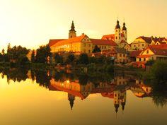 Telč-Czech Republic