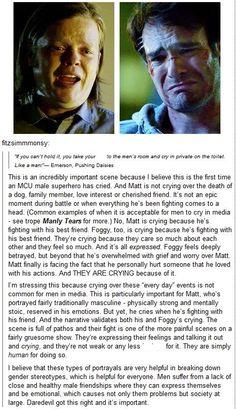 Reasons to love Daredevil