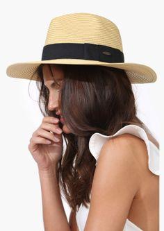 65b0f91ec5b Panama Hat    Bohemian Chic Fashion