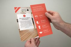 Check out Creative A4 TriFold Brochure by bouncy on Creative Market