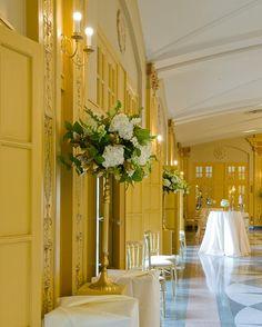 Accent Arrangements President Hotel by Blue Bouquet, www.bluebouquet.com