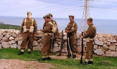 wwii british army kit - Google Search