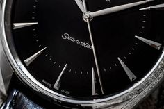 Omegas' Olympic-Games Seamaster Platinum With A Black Enamel Dial showing it for the first time at this years Baselworld Discount Watches, Black Enamel, Olympic Games, Omega, Olympics, Black Polish