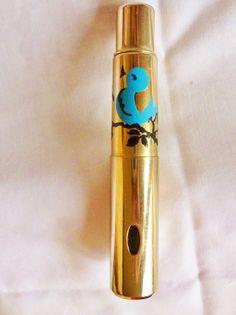 Vintage Perfume Bottle Purse Devilbiss Goldtone by vintagelady7, $39.99