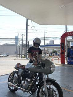 Cafe Bike, Royal Enfield, Motorbikes