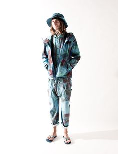 alexander lee chang. channeling his ss12 collection for SUMMER. Hell yes.