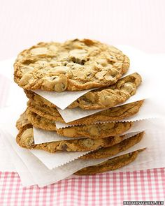 this is what I want right now. Giant chocolate chip cookies