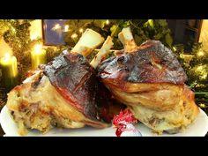 Κότσι γιορτινό από τον παππού Τάσο - YouTube