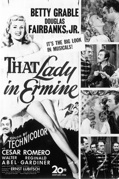 That Lady In Ermine - Ernst Lubitsch & Otto Preminger |...: That Lady In Ermine - Ernst Lubitsch & Otto Preminger | Comedy… #Comedy
