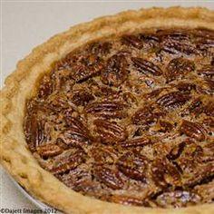 Southern Pecan Pie I Allrecipes.com/ delicious, I used half light and half dark corn syrup