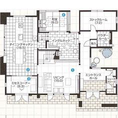 1階 床面積138.15㎡(41.79坪)