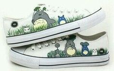 Totoro and Friends Chucks