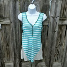 NWT Miss Me tanktop Size large, never worn. Still has tags Miss Me Tops Tank Tops