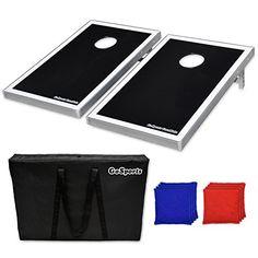 GoSports CornHole Bean Bag Toss Game Set - Superior Alumi... http://smile.amazon.com/dp/B00554DMRE/ref=cm_sw_r_pi_dp_wW9fxb1GQVF5A