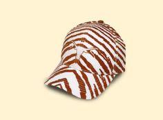 Striped Texas Longhorns Hat