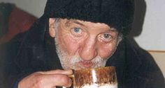 An old man has his evening tea in the Red Cross centre for the homeless in Brasov. In recent years, poverty, unemployment and homelessness have been on the rise in Romania Helping The Homeless, Central Asia, Red Cross, Dracula, Romania, Centre, Tea, Character, Bram Stoker's Dracula