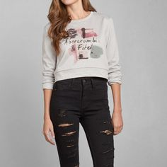 Womens Mallory Sweatshirt