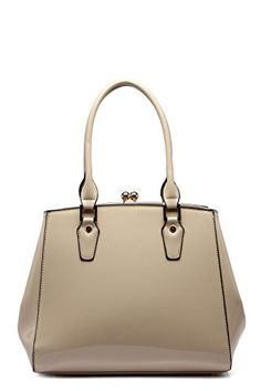 da1bedc280 VIDENG POLO Padlock Handbags Genuine Leather with Gold Hardware Tote ...
