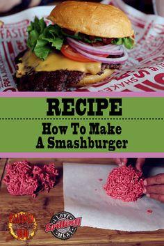 Smashburger Recipe (