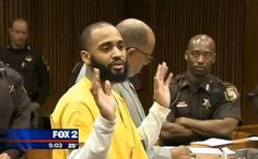 THIS IS  SAD AND CRAZY !...Black Man Who Tortured, Executed Two White Teens Makes 'Black Lives Matter' Speech at Sentencing