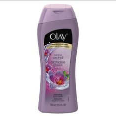 Luscious Orchid Cleansing Body Wash