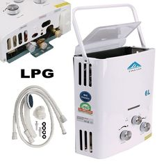 best price spain shipping6l outdoor lpg gas water heater 100 quality for thermostatic tankless instant #water #gas