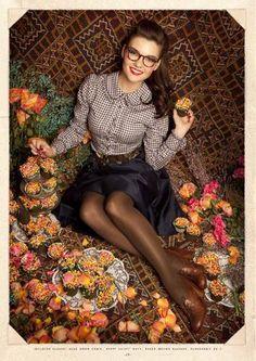 Lena Hoschek Autumn/Winter 11/12
