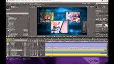 After Effects tutorial: 3D lighting | lynda.com