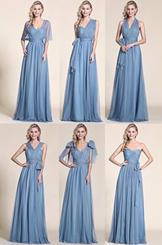 eDressit A Line Convertible Bridesmaid Dress Evening Dress (07150805) - USD 129.99