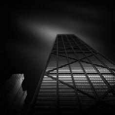 Interval Illuminance Manhattan B W Fine Art Architectural