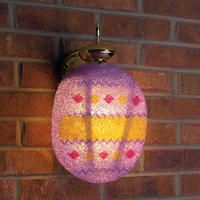 Easter Porch Light Cover