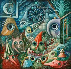In Moon Garden by FrodoK.deviantart.com on @DeviantArt