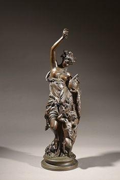 Ernest, Bronze Sculpture, Carrie, Statues, Sculptures, Art, Art Background, Kunst, Effigy