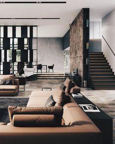 Home Decor Habitacion .Home Decor Habitacion Interior Design Examples, Interior Design Inspiration, Decor Interior Design, Interior Decorating, Interior Ideas, Interior Plants, Design Ideas, Home Room Design, Living Room Designs