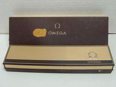 Watch Presentation Box (Multi)s Vintage Watches For Men, Vintage Men, Watch Box, Men's Watches, Omega, 1970s, Presentation, Boxes, The Originals