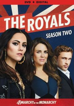 The royals. Season two [videorecording] / produced by Sam Breckman, Nick O'Hagan ; written by Mark Schwahn, Scarlett Lacey, Julia Cohen, Johnny Richardson ; directed by Mark Schwahn, Michael Lange, Tom Vaughan, Tara Nicole Weyr, James Lafferty [and others].
