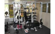 Best small home gym images at home gym home gyms gym