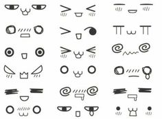 chibi eyes reference \ chibi eyes & chibi eyes simple & chibi eyes boy & chibi eyes how to draw & chibi eyes male & chibi eyes tutorial & chibi eyes reference & chibi eyes kawaii Realistic Eye Drawing, Manga Drawing, Drawing Tips, Drawing Reference, Manga Art, Chibi Drawing, Drawing Ideas, Cat Face Drawing, Drawing Animals