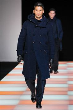 Giorgio Armani Fall Winter 2012