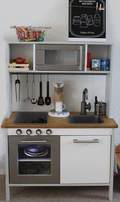 KreaKind: Die IKEA Duktig Spielküche in neuem Gewand
